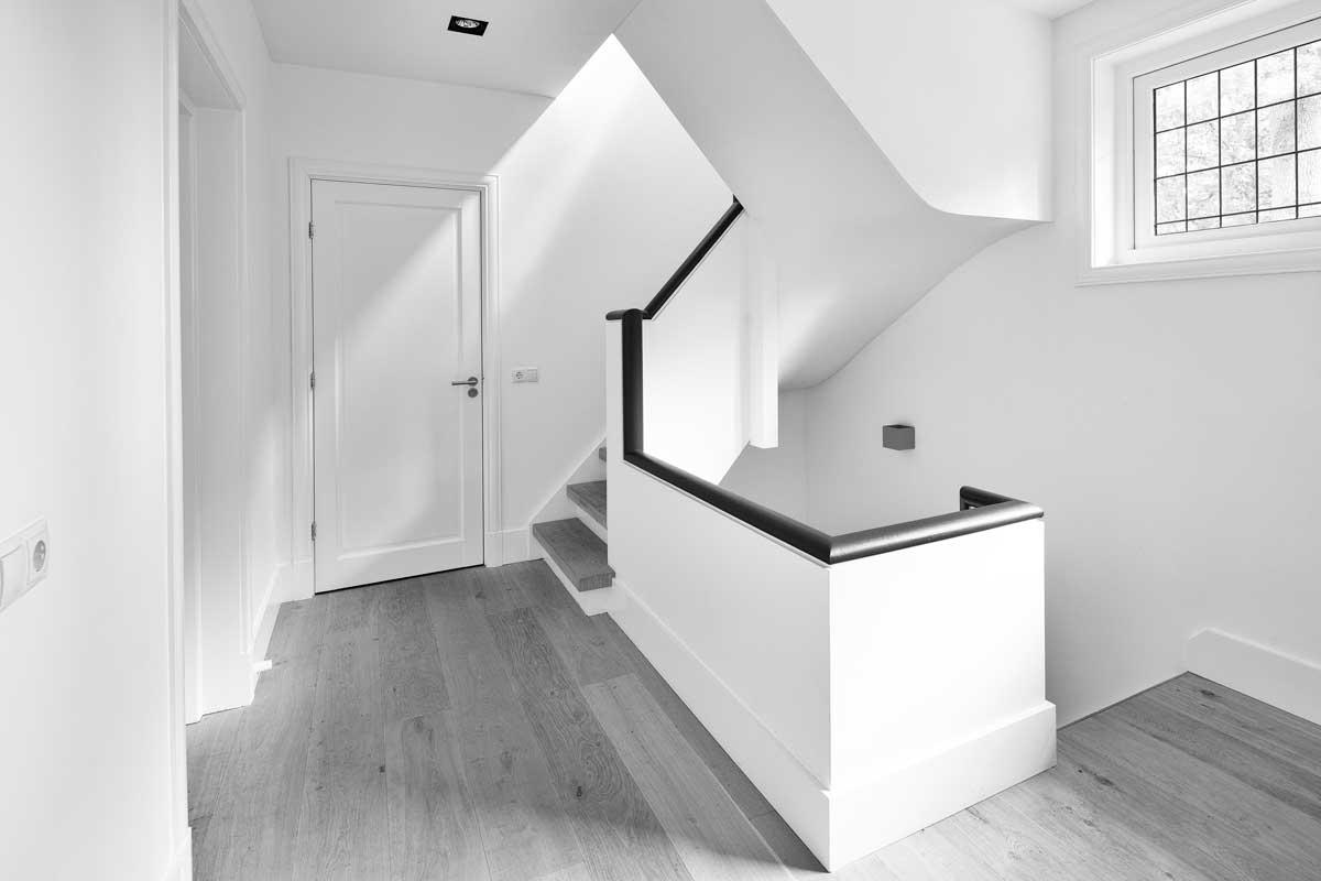 interieurfotografie van renovatiewoning voor Rodenburg bouw